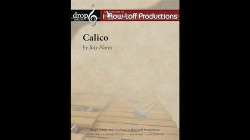 【室內打擊樂】印花布 Calico