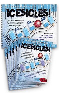 【室內打擊】Icesicles最佳打擊重奏曲集