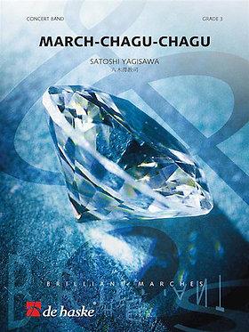 【室內管樂團】趕馬會進行曲/March-Chagu-Chagu/八木澤教司