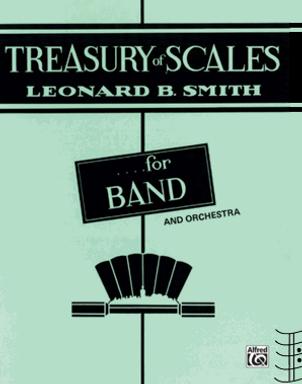 音階寶典 Treasury of scales for band and orchestra