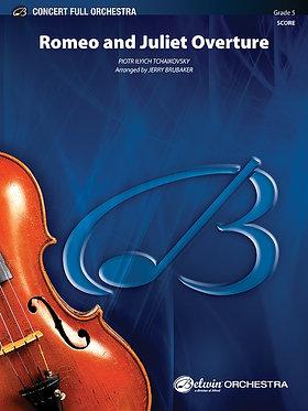 【管弦樂團】 羅密歐與茱麗葉序曲 Romeo and Juliet Overture
