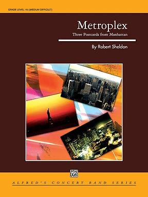 來自曼哈頓的三張明信片 Metroplex: Three Postcards from Manhattan
