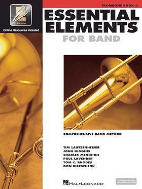 管樂團基礎素材 ESSENTIAL ELEMENTS FOR BAND BOOK 2 - 長號