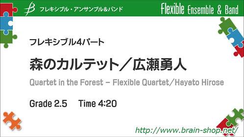 【混合編制四重奏】四方之森