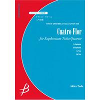 【上低音號 低音號四重奏】Quattro Froll   クアトロ・フロール