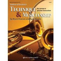 技術與音樂性 Technique & Musicaianship - 上低音號 B.C