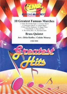 十首最著名的進行曲曲集 10 Greatest Famous Marches