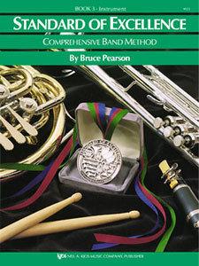 史丹達爾最佳管樂教程 - 低音號 第三冊英文版