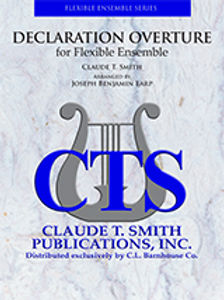 【靈活編制】宣言序曲  Declaration Overture