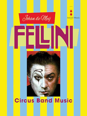 CIRCUS BAND MUSIC FROM FELLINI