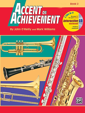 Accent on Achievement, Book 2 - F 法國號 (含CD)