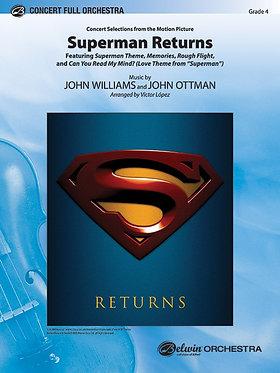 【管弦樂團】 超人歸來 Superman Returns