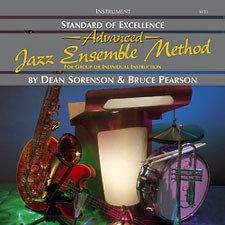 史丹達爾最佳爵士教程 - 中音薩克斯風管第二部 Advanced