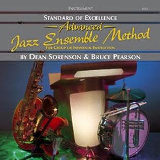 史丹達爾最佳爵士教程 - 次中音薩克斯風管第二部 Advanced