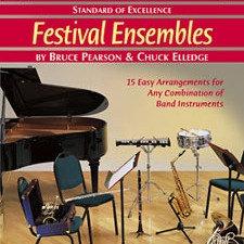 史丹達爾最佳節慶重奏集 - 降E調中音薩克斯風管/降E調上低音薩克斯風管 第一冊
