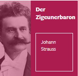 吉普賽男爵序曲 Der Zigeunerbaron Overture