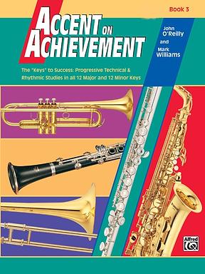 Accent on Achievement, Book 3 - 雙簧管 (含CD)