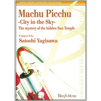 Machu Picchu-City of Sky