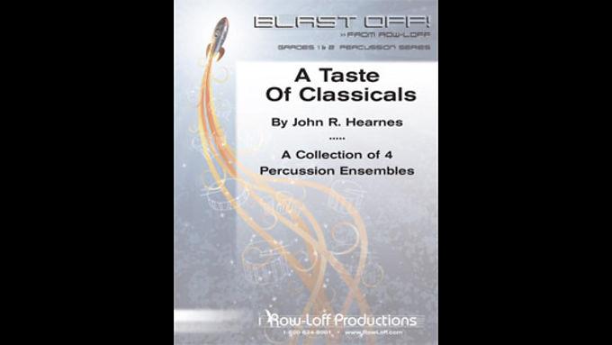 【室內打擊樂】經典品味 A Taste Of Classicals