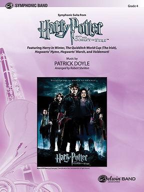 哈利波特:火盃的考驗 Symphonic Suite from Harry Potter and the Goblet of Fire