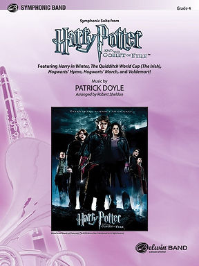 哈利˙波特:火杯的考驗-交響組曲/Harry Potter and the Goblet of Fire, Symphonic Suite from?