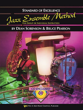 最佳爵士教程 - 單簧管