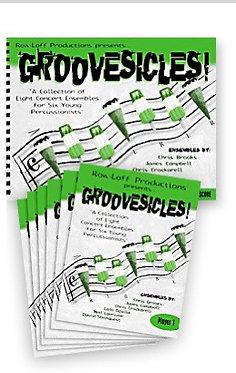【室內打擊】Groovesicles最佳打擊重奏曲集