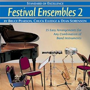 史丹達爾最佳節慶重奏集 - 降B調次中音薩克斯風管 第二冊