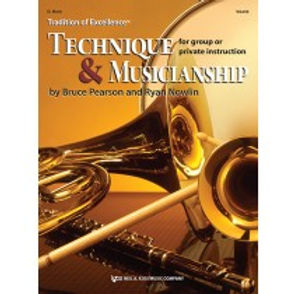 技術與音樂性 Technique & Musicaianship - Eb 法國號