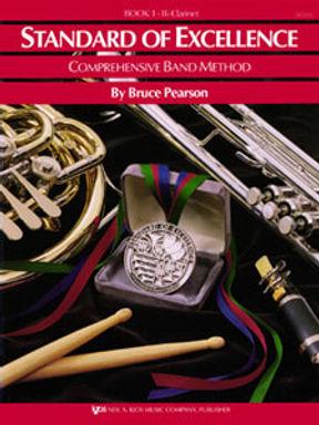 史丹達爾最佳管樂教程 - 降B調低音號 (高音譜) 第一冊英文版