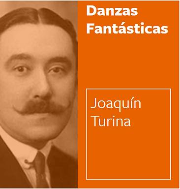 幻想舞曲 Danzas Fantásticas Opus 21
