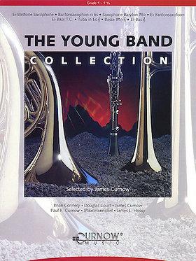 室內管樂團合奏曲集1.5 級 YOUNG BAND COLLECTION – 次中音薩克斯風
