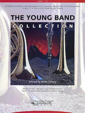 室內管樂團合奏曲集1.5 級 YOUNG BAND COLLECTION – 雙簧管