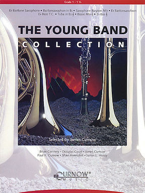 室內管樂團合奏曲集1.5 級 YOUNG BAND COLLECTION – 低音單簧管