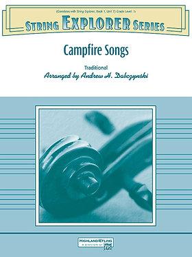【弦樂團】 篝火歌 Campfire Songs
