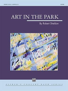 公園中的藝術 Art in the Park