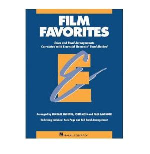 練習曲集 Film Favorites – Value Pack (37份分譜+指揮總譜+CD)