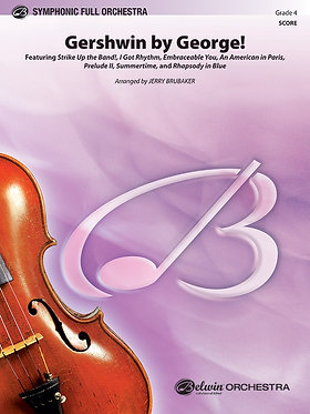 【管弦樂團】 喬治·格甚溫! Gershwin by George!