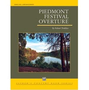 大學組 Piedmont Festival Overture by Robert Sheldon