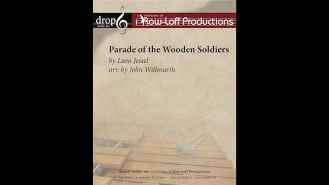 【室內打擊樂】木製士兵遊行 Parade of the Wooden Soldiers