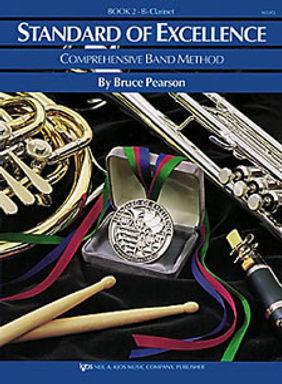 史丹達爾最佳管樂教程 - 降E調上低音薩克斯風管 第二冊英文版