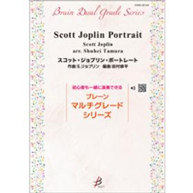 史考特喬普林素描 Scott Joplin Portrait