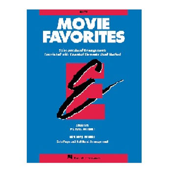 練習曲集 Movie Favorites – F調法國號