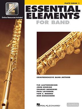 管樂團基礎素材 ESSENTIAL ELEMENTS FOR BAND BOOK1 - 長笛