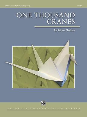 千紙鶴 One Thousand Cranes