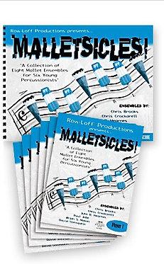 【室內打擊】Malletsicles最佳打擊重奏曲集