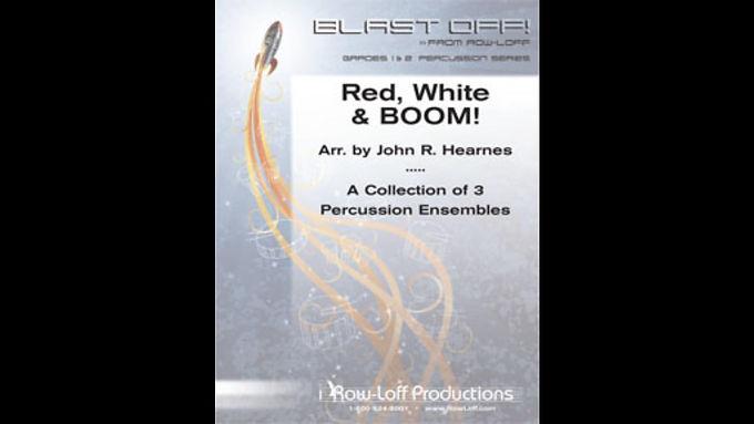 【室內打擊樂】紅色,白色和BOOM! Red, White & BOOM!