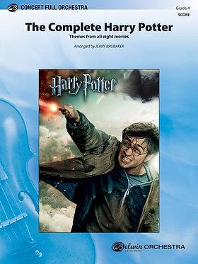 【管弦樂團】 哈利·波特全集 The Complete Harry Potter