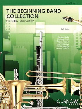 12首室內管樂團合奏曲集 THE BEGINNING BAND COLLECTION – Bb調低音單簧管