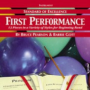 史丹達爾最佳合奏合集 - 長笛 First Performance